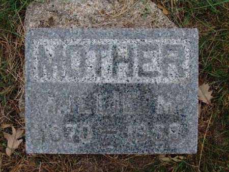 BROWN, MILLIE M. - Warren County, Iowa | MILLIE M. BROWN