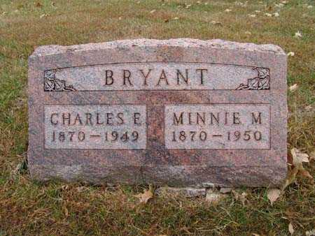 BRYANT, CHARLES E. - Warren County, Iowa | CHARLES E. BRYANT