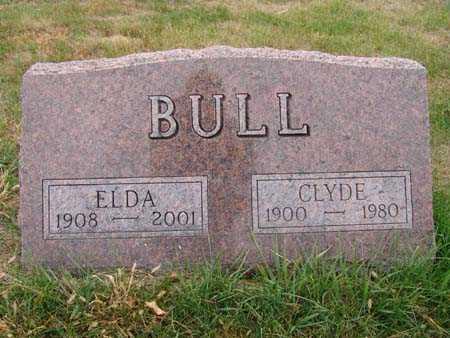 BULL, ELDA - Warren County, Iowa | ELDA BULL
