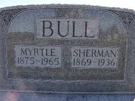 BULL, SHERMAN - Warren County, Iowa | SHERMAN BULL