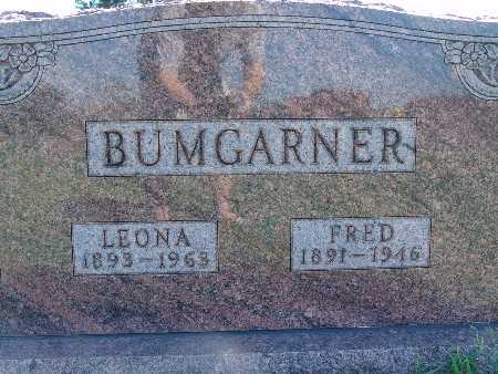 BUMGARNER, FRED - Warren County, Iowa | FRED BUMGARNER