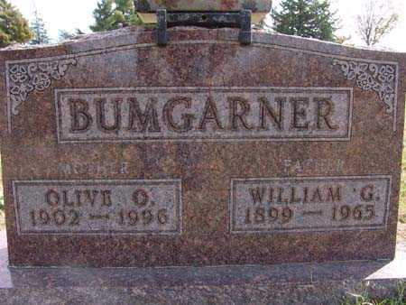 BUMGARNER, WILLIAM G. - Warren County, Iowa | WILLIAM G. BUMGARNER