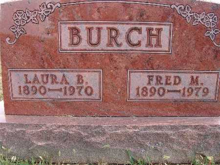 BURCH, LAURA B. - Warren County, Iowa | LAURA B. BURCH