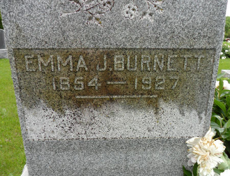 BURNETT, EMMA J. - Warren County, Iowa | EMMA J. BURNETT