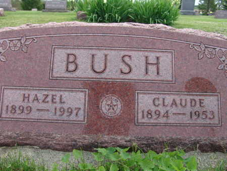 BUSH, HAZEL - Warren County, Iowa | HAZEL BUSH