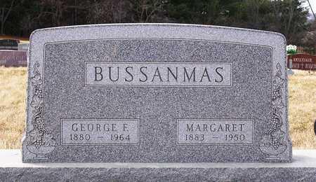 BUSSANMAS, GEORGE F. - Warren County, Iowa | GEORGE F. BUSSANMAS