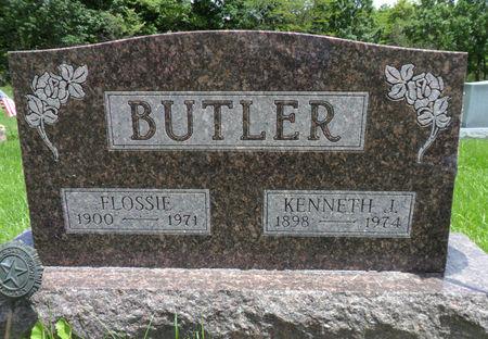 BUTLER, KENNETH J. - Warren County, Iowa | KENNETH J. BUTLER