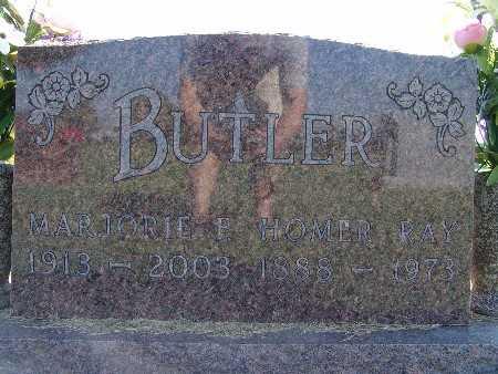 BUTLER, MARJORIE F. - Warren County, Iowa | MARJORIE F. BUTLER