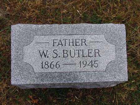 BUTLER, W. S. - Warren County, Iowa | W. S. BUTLER
