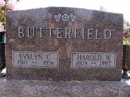 BUTTERFIELD, HAROLD W. - Warren County, Iowa | HAROLD W. BUTTERFIELD