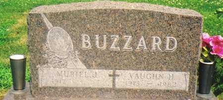 BUZZARD, MURIEL J. - Warren County, Iowa | MURIEL J. BUZZARD