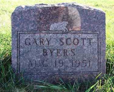 BYERS, GARY SCOTT - Warren County, Iowa | GARY SCOTT BYERS
