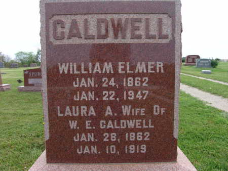 CALDWELL, LAURA A. - Warren County, Iowa | LAURA A. CALDWELL