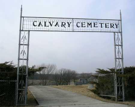 CALVARY, CEMETERY - Warren County, Iowa   CEMETERY CALVARY