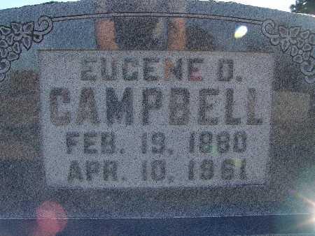 CAMPBELL, EUGENE D. - Warren County, Iowa | EUGENE D. CAMPBELL