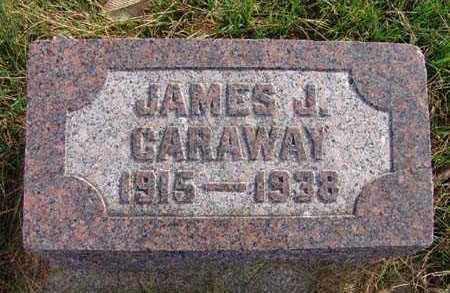 CARAWAY, JAMES J. - Warren County, Iowa | JAMES J. CARAWAY