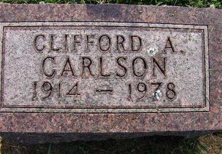 CARLSON, CLIFFORD A. - Warren County, Iowa | CLIFFORD A. CARLSON