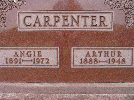 CARPENTER, ARTHUR - Warren County, Iowa | ARTHUR CARPENTER