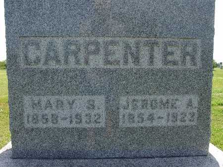 CARPENTER, JEROME A. - Warren County, Iowa | JEROME A. CARPENTER