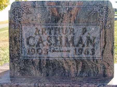 CASHMAN, ARTHUR P. - Warren County, Iowa | ARTHUR P. CASHMAN
