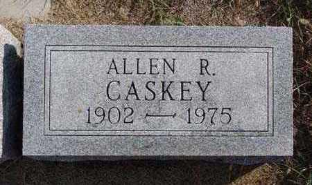 CASKEY, ALLEN R. - Warren County, Iowa   ALLEN R. CASKEY