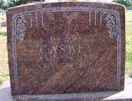 CASKEY, PEARL - Warren County, Iowa | PEARL CASKEY
