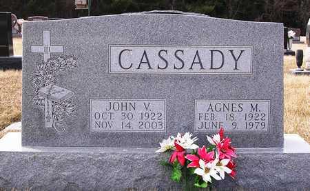 CASSADY, JOHN V. - Warren County, Iowa | JOHN V. CASSADY