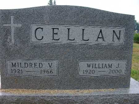 CELLAN, MILDRED V. - Warren County, Iowa | MILDRED V. CELLAN