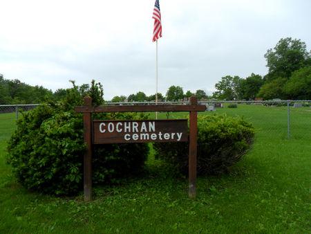 COCHRAN, CEMETERY - Warren County, Iowa | CEMETERY COCHRAN