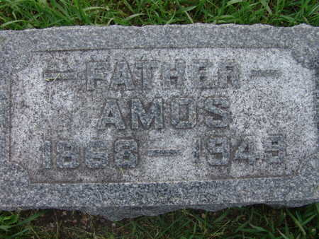 CHAMBERS, AMOS - Warren County, Iowa | AMOS CHAMBERS