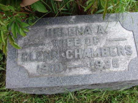 CHAMBERS, HELENA A. - Warren County, Iowa | HELENA A. CHAMBERS
