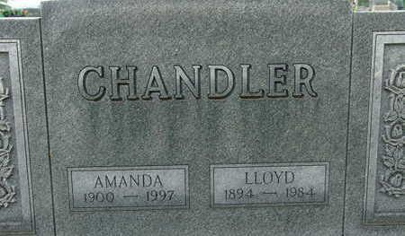 CHANDLER, LLOYD - Warren County, Iowa | LLOYD CHANDLER