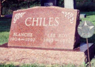 CHILES, BLANCHE - Warren County, Iowa | BLANCHE CHILES