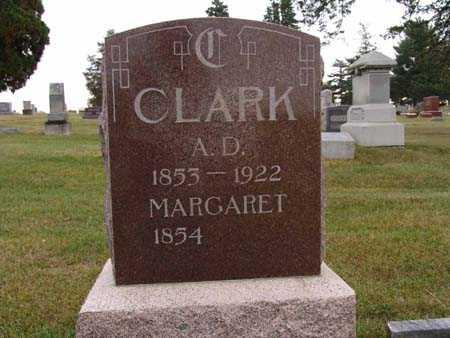 CLARK, A. D. - Warren County, Iowa | A. D. CLARK