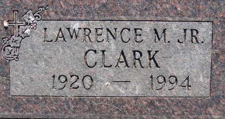 CLARK, LAWRENCE M. JR. - Warren County, Iowa | LAWRENCE M. JR. CLARK