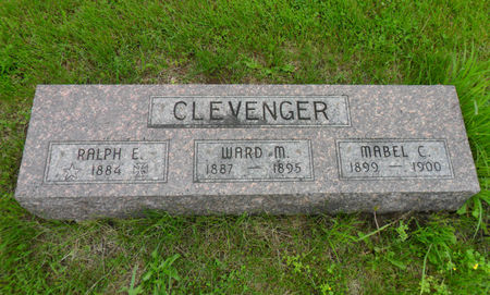 CLEVENGER, MABEL C. - Warren County, Iowa | MABEL C. CLEVENGER