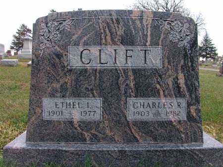 CLIFT, CHARLES R. - Warren County, Iowa   CHARLES R. CLIFT