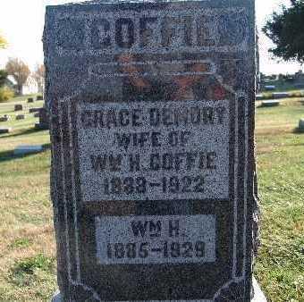 COFFIE, WM. H. - Warren County, Iowa | WM. H. COFFIE