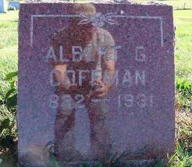 COFFMAN, ALBERT G. - Warren County, Iowa | ALBERT G. COFFMAN