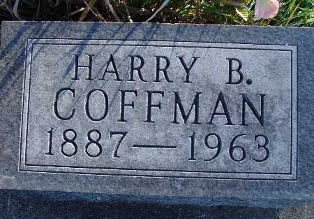 COFFMAN, HARRY B. - Warren County, Iowa   HARRY B. COFFMAN