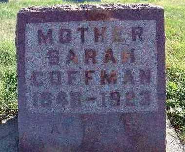 COFFMAN, SARAH - Warren County, Iowa | SARAH COFFMAN