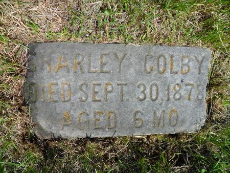 COLBY, CHARLEY - Warren County, Iowa | CHARLEY COLBY