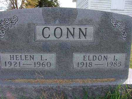 CONN, HELEN L. - Warren County, Iowa | HELEN L. CONN