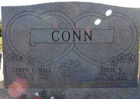 CONN, EDITH L. - Warren County, Iowa | EDITH L. CONN