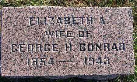 CONRAD, ELIZABETH A. - Warren County, Iowa   ELIZABETH A. CONRAD