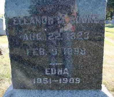 COOKE, ELEANOR M. - Warren County, Iowa | ELEANOR M. COOKE