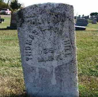 CORKHILL, THOMAS E. - Warren County, Iowa | THOMAS E. CORKHILL