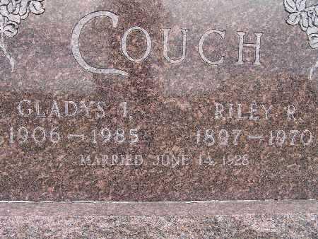 COUCH, GLADYS I. - Warren County, Iowa | GLADYS I. COUCH