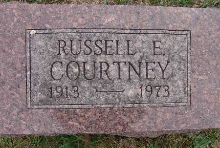 COURTNEY, RUSSELL E. - Warren County, Iowa | RUSSELL E. COURTNEY
