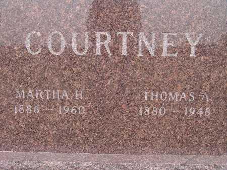 COURTNEY, THOMAS A. - Warren County, Iowa | THOMAS A. COURTNEY